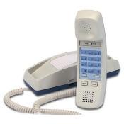 Cortelco 815047-VOE-21F Trendline Single-Line Corded Telephone in Red