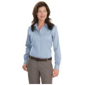 Red House RH47 Ladies Nailhead Non-Iron Shirt, Slate Blue - Extra Small