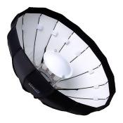 Fotodiox BD-EZPro-Excalibur-48 48 in. EZ-Pro Studio Solutions Beauty Dish & Softbox Combination with Excalibur Speedring