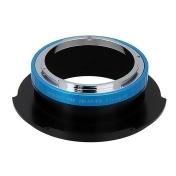 Fotodiox FD-FZ-Pro Pro Lens Mount Adapter - Canon FD & FL 35 mm SLR Lens To Sony CineAlta FZ-Mount Camera Bodies