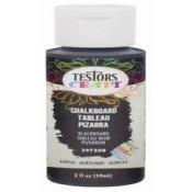 Testor 223560 2 oz Chalkboard Acrylic Craft Paint