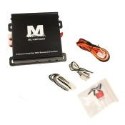 StentensGolf AMP200-BT 140 Watt & 4 Channel Bluetooth Mini Amp