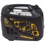 Firman Generators FMNW01781 2100-1700W Power Equipment Gas Powered Extended Run Time Inverter Generator