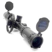 Hawke Sport Optics 17420 6-24 x 56 Ffp Mil Ir Sport Optics Sidewinder, Black