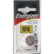 Barjan 0281616L Energizer 1616 Lithium Battery