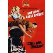 MGM 883904243656 Call Me Bwana (1963) - DVD
