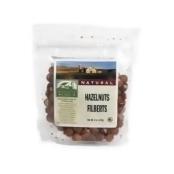 Bulk Nuts Hazelnuts Raw Shelled 25 Lbs