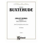 Alfred 00-K03277 Organ Works- Volume I - Music Book
