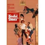 MGM 883904252276 Sinful Davey (1969) - DVD