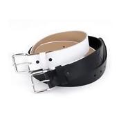 Tattoo Golf A024-B32 Tattoo Golf Belts - Black - 32