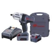 Ingersoll Rand W7150-K2 0.5 in. Standard Anvil Two Battery Kit, 20V