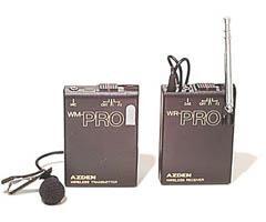 Azden WLX PRO - wireless microphone system