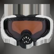 Raider Elite AMP Goggles, White
