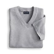 Signature Cotton Knit V-Neck Undershirts