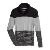 American Rag Mens Colorblock Long Sleeve Pullover Sweater