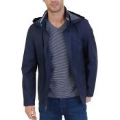 Nautica Mens Hooded Jacket