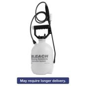 R. L. Flomaster - Commercial-Grade Sprayer, Atomist Bleach, 1gal, Polyethylene, White/Black