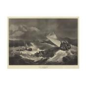 The Shipwreck - Lámina giclée