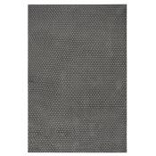 Uttermost 70505-9 9 x 12 in. Lydus Dark Gray Rug
