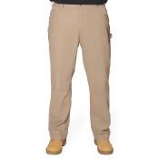 BERNE Authentic American Work Pants - Timber Khaki Mens Work Trousers Industrial