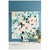 Picturesque Florals Mural