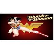 Wonder Woman License Plate
