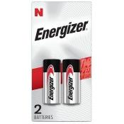 Energizer Alkaline Batteries, E90 N-2 - 2 pk