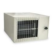 Electric Fan Coil Heater,240V,3Ph,10kW DAYTON 2HCZ5