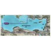 GARMIN BLUECHART G2 HXEU016R MEDITERRANEAN SOUTHEAST 010-C0774-20