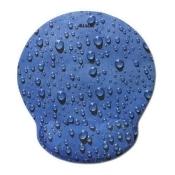 ALLSOP 28822 MOUSE PAD PRO W/MEMORY FOAM-BLUE