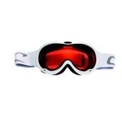 INSPECS SWIFT-010901 SnowGoggles M Wht Org Lens