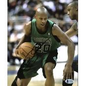 Celtics Ray Allen Authentic Signed 8X10 Photo Autographed BAS #C19205