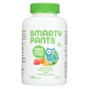 SmartyPants Multivitamin - Kids Complete and Fiber Gummy - 120 count