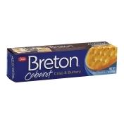 Dare Breton Cabaret Crackers - Buttery Original - Pack of 12 - 7 oz.