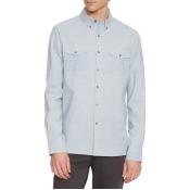 Long Sleeve Indigo Dye Shirt