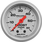 AutoMeter 4305 Ultra-Lite Mechanical Boost Gauge