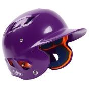 Schutt Baseball Batting Helmets Purple High Gloss Junior - AiR 4.2