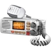 Uniden(r) Um380 Fixed-Mount Vhf/2-Way Marine Radio (white)