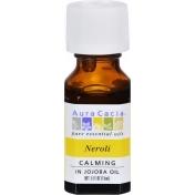 Aura Cacia Neroli in Jojoba Oil - 0.5 fl oz