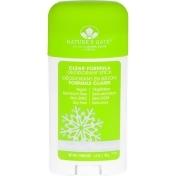 Natures Gate Deodorant - Stick - Clear Formula - Winter Clean - 2.5 oz