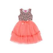Betsy Johnson Leopard Print Tulle Dress - Toddler Girls - Leopard - 4T - Betsey Johnson