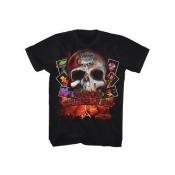 Insane Clown Posse Dark Carnival Skull Men's T-Shirt