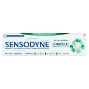Sensodyne Complete Extra Fresh Toothpaste - 3.4oz