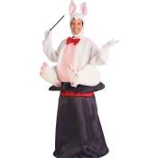 Magic Hat Rabbit Adult Costume