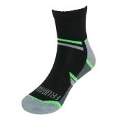 Fruit of the Loom Boy's Ankle Socks (6 Pair Pack)