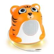 GoGroove Pal Jr. Portable Speaker - Tiger