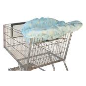 Itzy Ritzy Shopping Cart & High Chair Cover - Arrowhead Blue