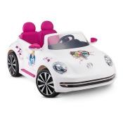 Disney Princess Volkswagen Beetle 12 Volt Ride On