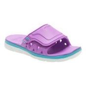 Children's Stride Rite M2P Phibian Slide Purple EVA