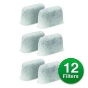 Fits Keurig B80 Classic Series Coffee Maker Charcoal Water Filter (2 Pack)